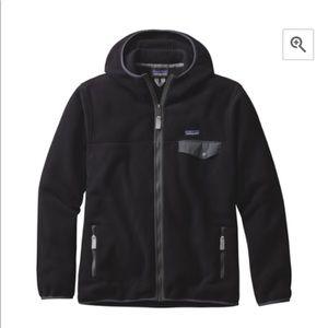 Men's Patagonia lightweight synchilla hoodie